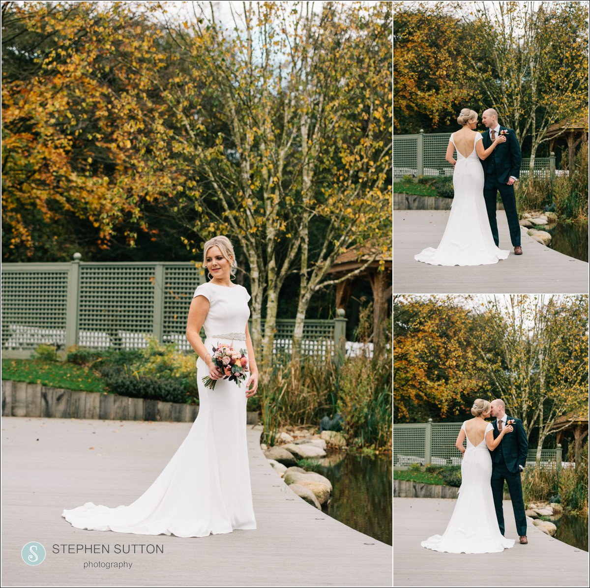 wedding photographer moddershall oaks