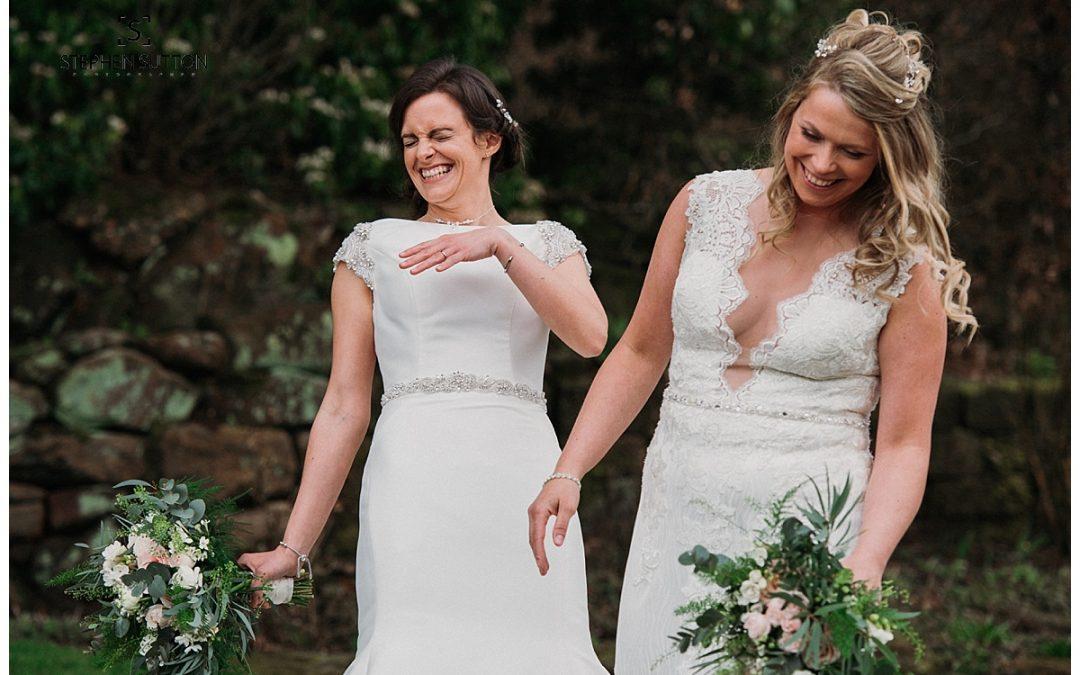 The Heath House Wedding| Jessica & Rebecca